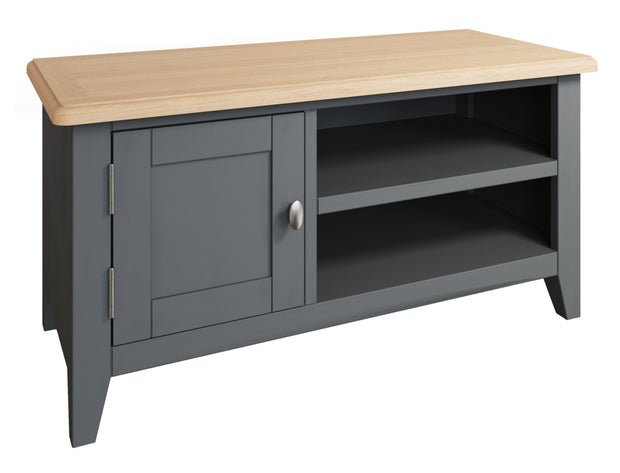 Ludlow Grey TV Unit