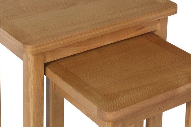 Ludlow Medium Finish Nest Of 2 Tables