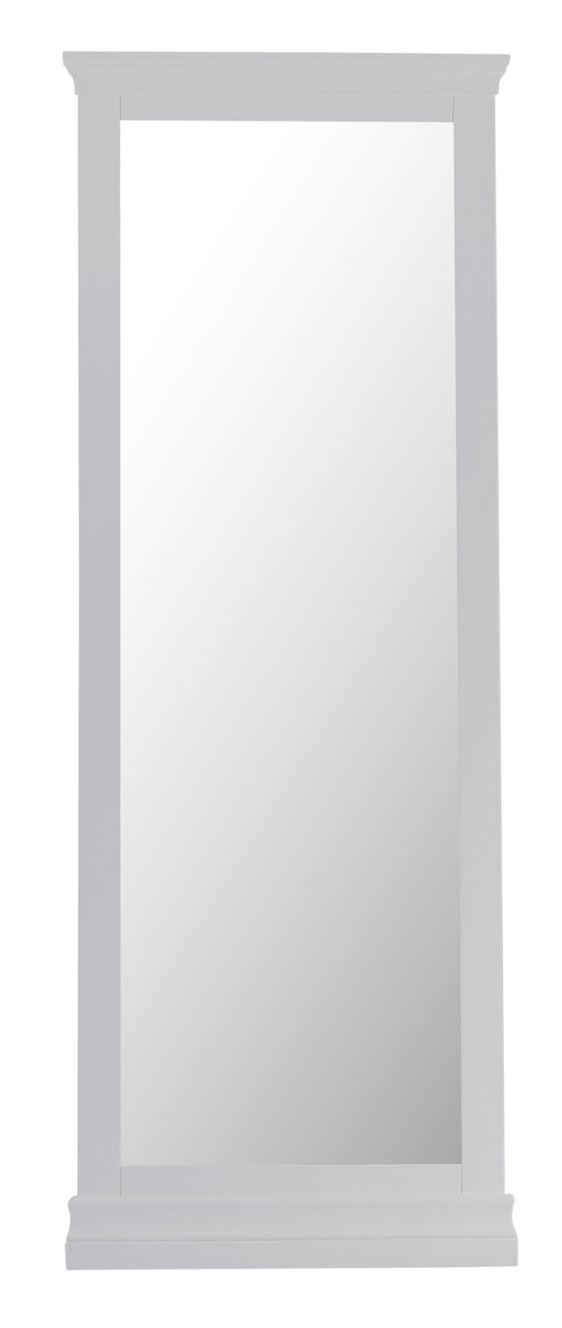 Swindon Grey Cheval Mirror