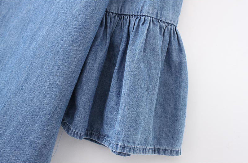 Sample Short Skirt