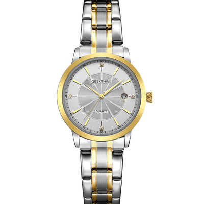 Platinum Unisex Watch