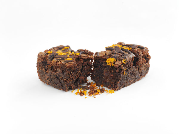 Halloween Luxury Brownie Box