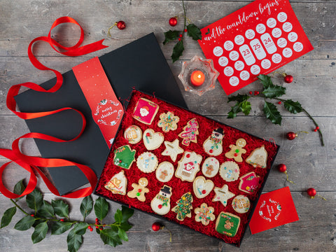 Pre-orders: You can order your advent calendar today for delivery...