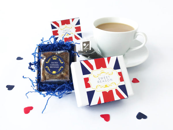 British Mini Afternoon Tea Gift