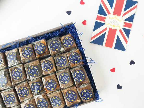 British Ultimate Brownie Gift