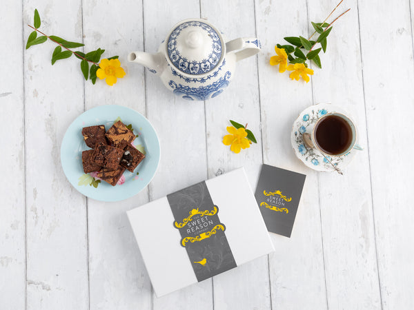 The Coffee and Chocolate Afternoon Tea Box