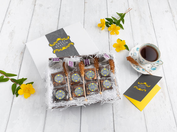 Afternoon Tea for Four For 6 Months Gift