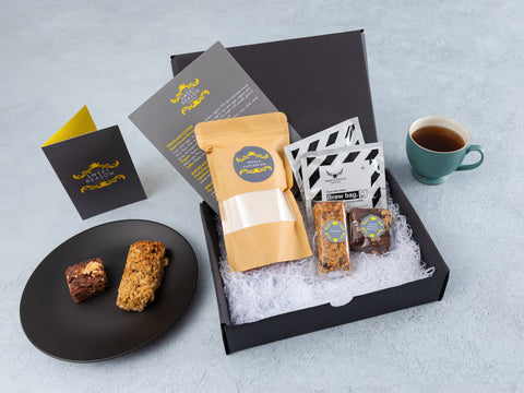 Our Baking Kit, Treats & Coffee Mini Hamper Box combines our...