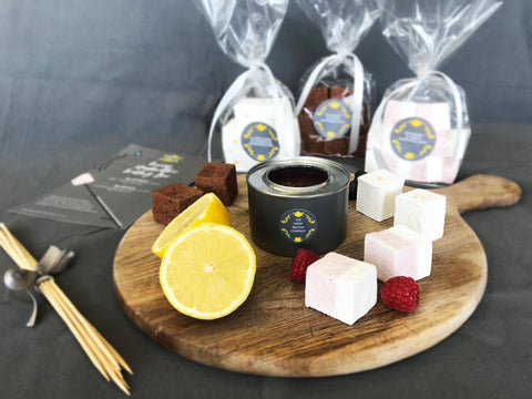 Delightfully soft and refreshing, these artisan Marshmallows will take your...