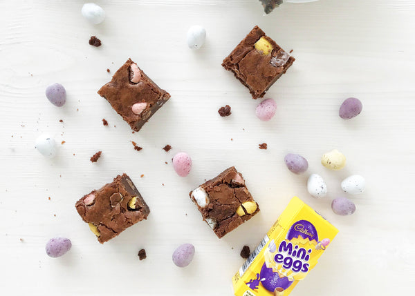 Easter Gluten Free Mini Brownie Gift