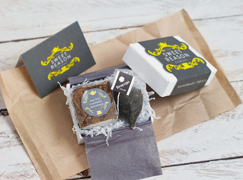 You can have our Mini Energy Tea Gift Box delivered...