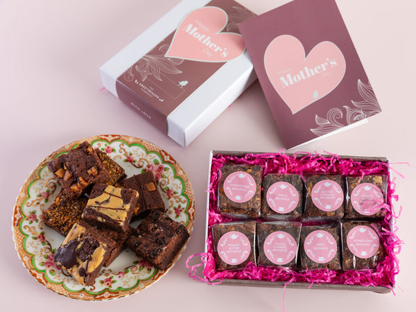 Mother's Day Luxury Brownie Gift