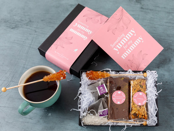 Yummy Mummy Afternoon Tea For Two Gift Bars