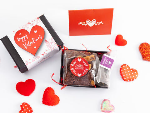Our Valentine's Day Mini Gift Box (Gluten Free) gives you an...