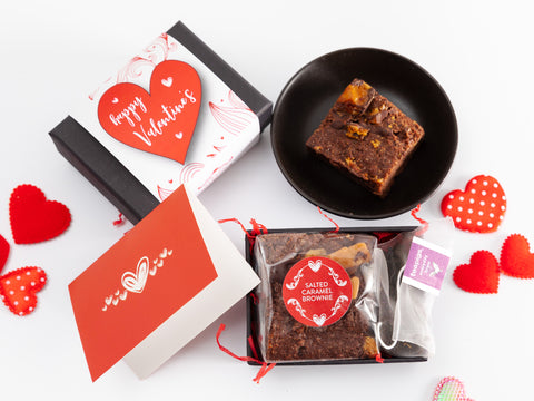 Let them know how sweet they are! Our Happy Valentine's Mini Gift...
