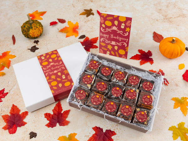 Thanksgiving Vegan Indulgent Gift Box