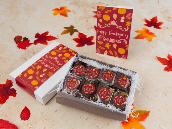 Thanksgiving Vegan Luxury Gift Box