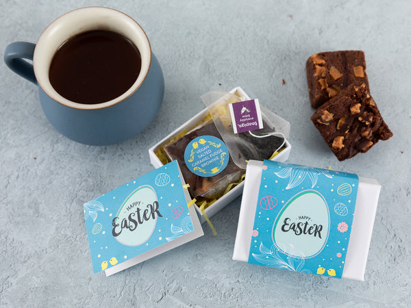 Easter Vegan Mini Afternoon Tea Gift