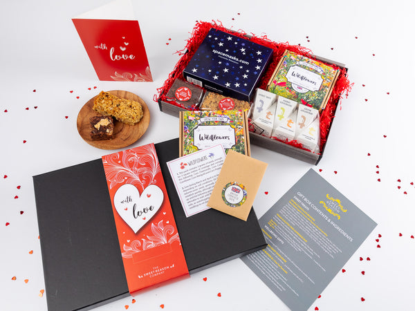 With Love Wellbeing Hamper
