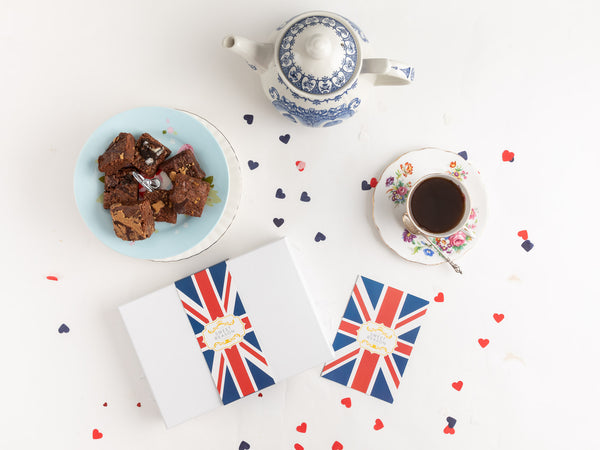British Afternoon Tea for Four Gift