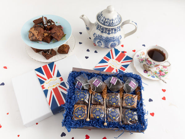 British Afternoon Tea for Four for 6 Months Gift