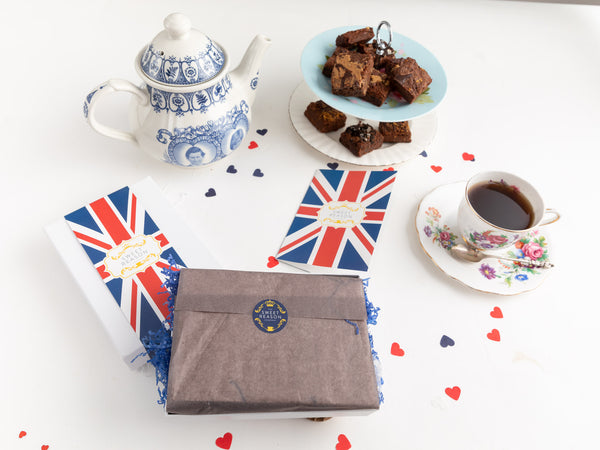 British Afternoon Tea for Two for 3 Months Gift