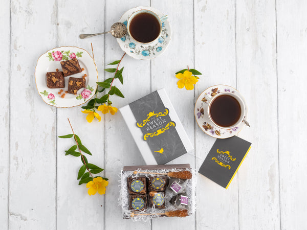 Gluten Free Afternoon Tea for Two Gift Box
