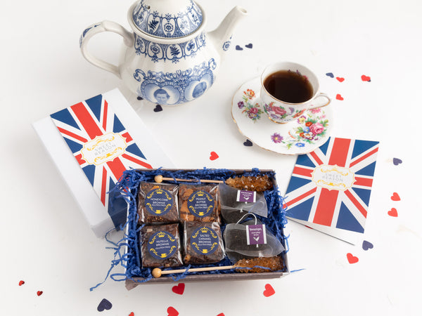 British Gluten Free Afternoon Tea for Two Gift Box