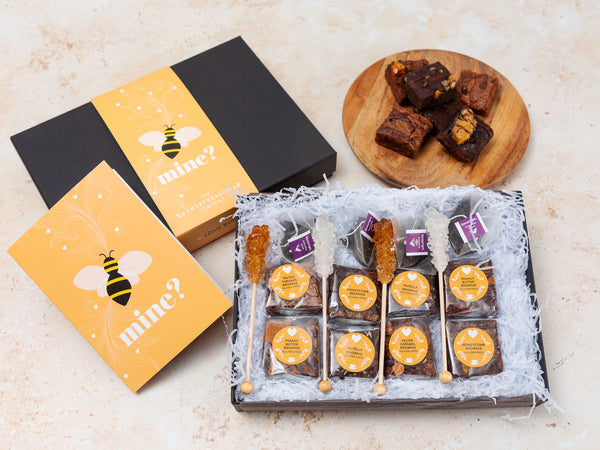'Bee Mine' Gluten Free Afternoon Tea For Four  Gift