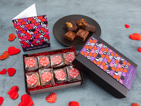 Sweet treats for your sweetheart... Delicious, indulgent, and beautifully wrapped,...