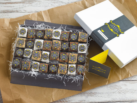 Our Ultimate Brownie Box is all about sharing our favourite brownie...