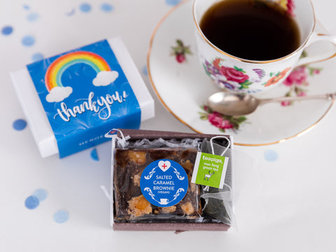 You can have our Thank You - Mini Rainbow Brownie &...