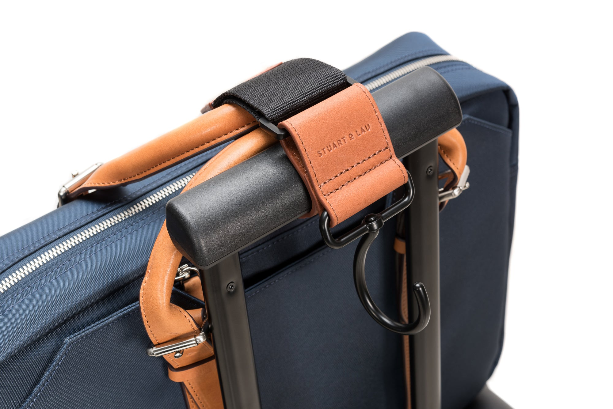 Stuart & Lau Luggage Strap - The Carry On Connector - Attach Bag to Suitcase