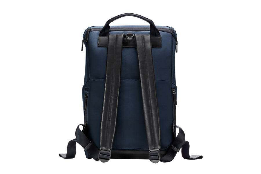 The Capstone Backpack - Navy