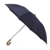 Fox Umbrellas - Maple Crook Handle - Navy