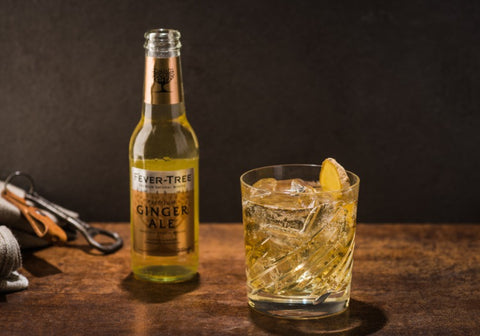 Fever Tree Ginger Ale & Whisky