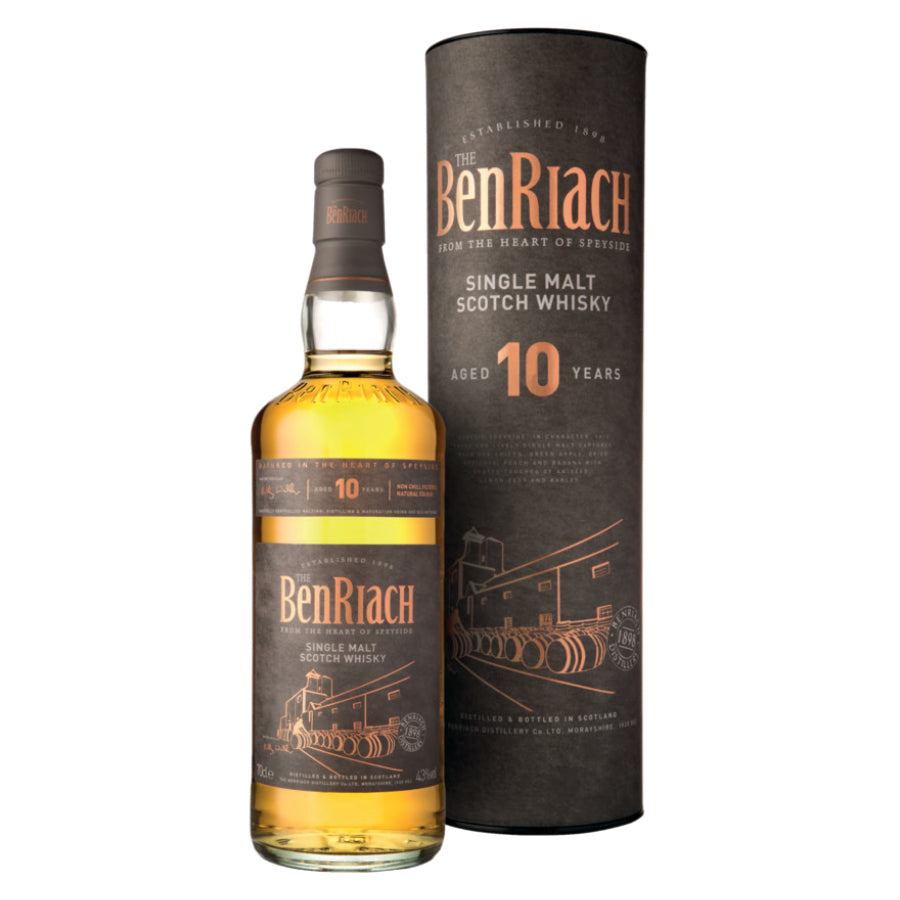 BenRiach 10 Years Single Malt Whisky