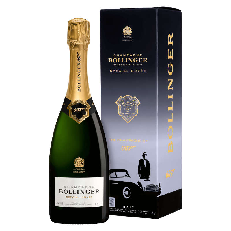 Bollinger 007 Limited Edition Special Cuvée Champagne