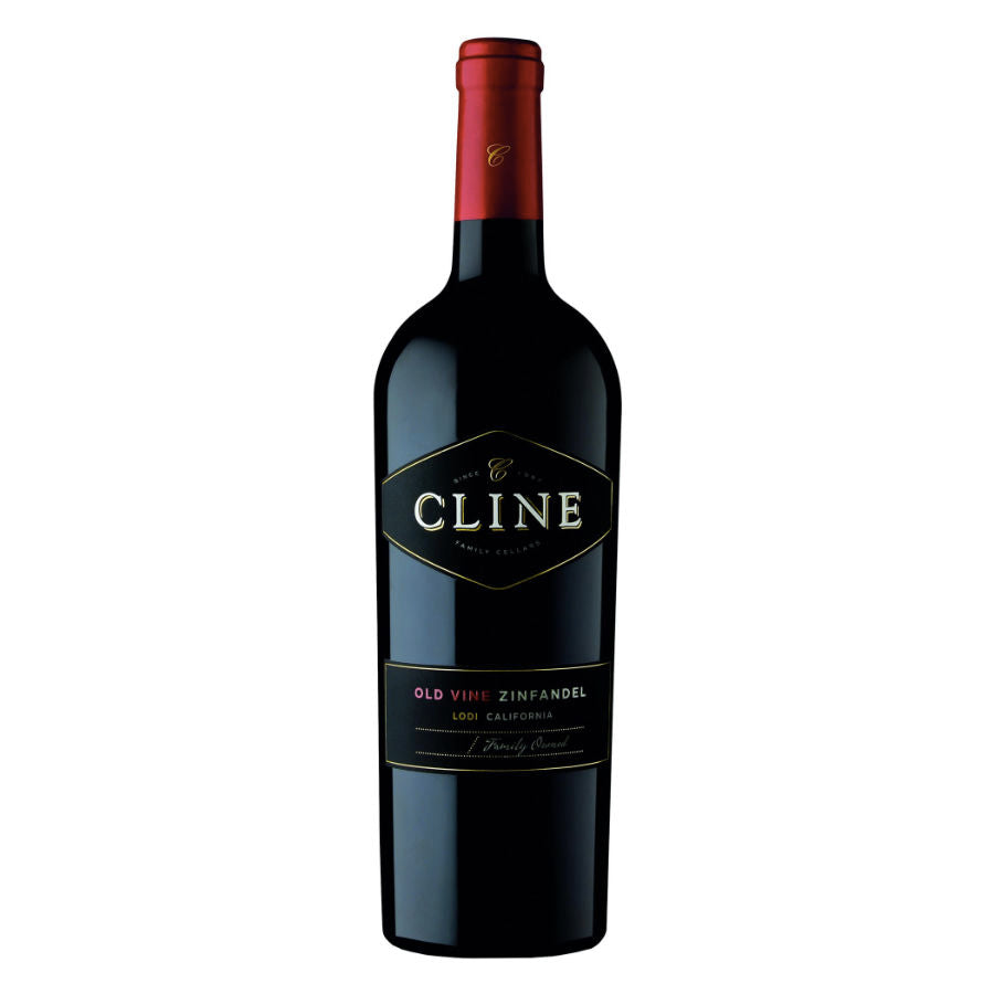 Cline Cellars Zinfandel Old Vine,  Lodi 2017