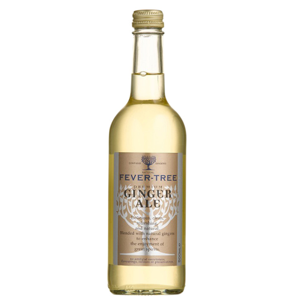 Fever Tree Ginger Ale - 50 cl