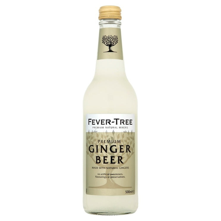 Fever Tree Ginger Beer - 50 cl