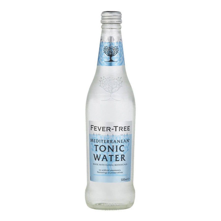 Fever Tree Mediterranean Tonic Water - 50 cl