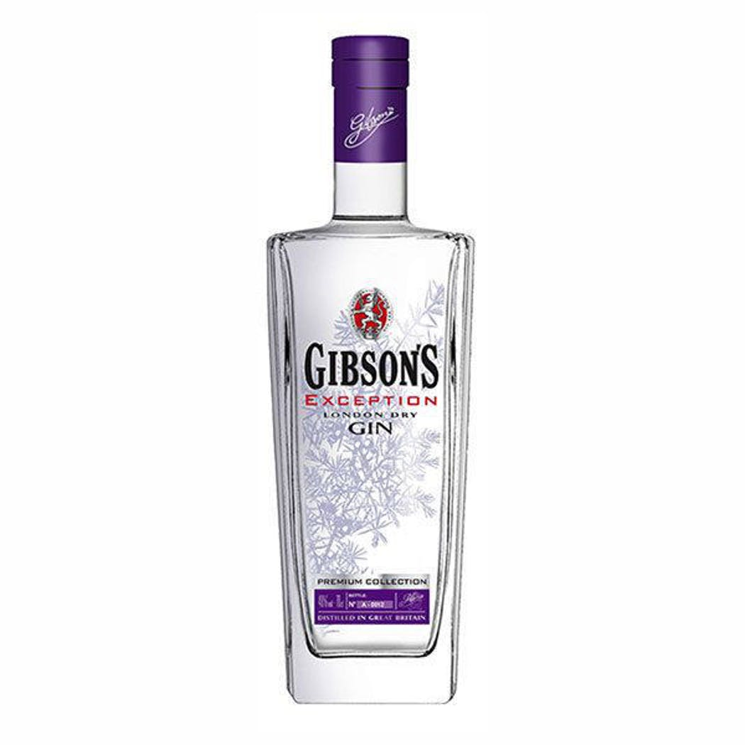 Gibson's Exception Gin