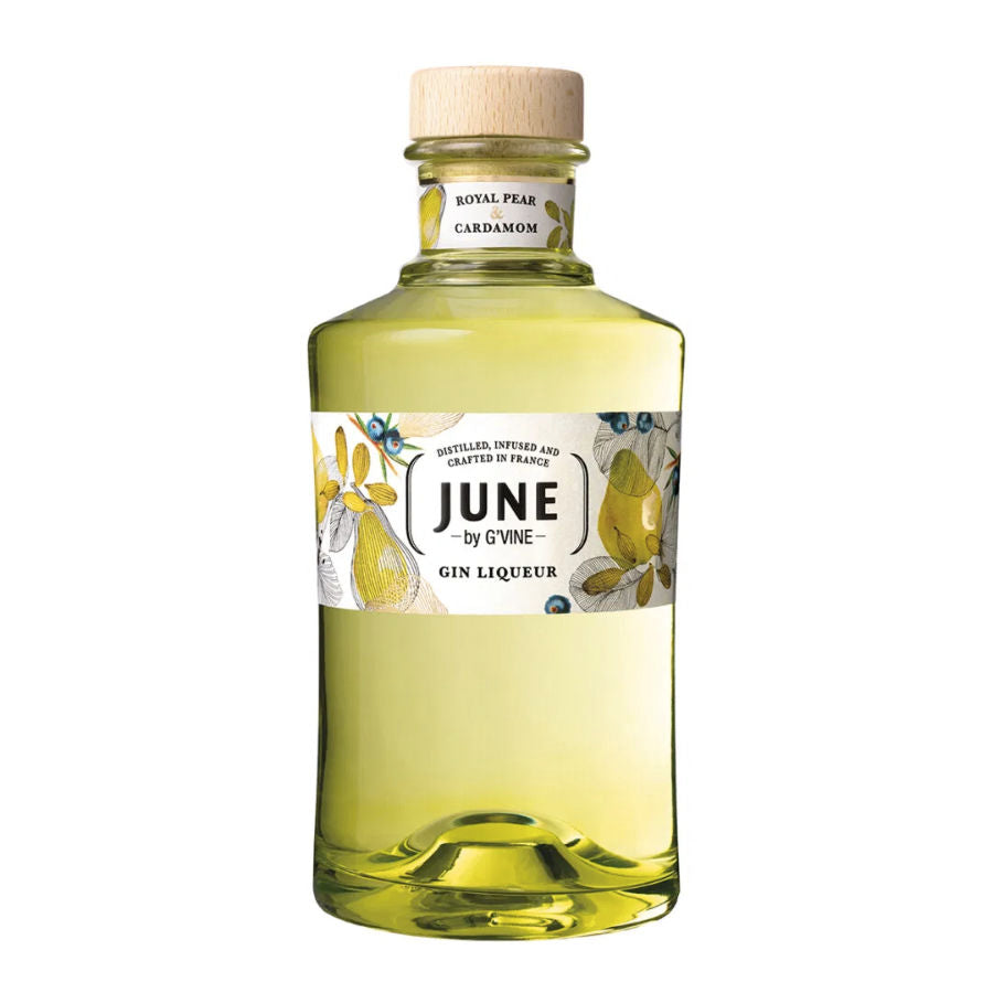 June Pear & Cardamom by G'Vine - Gin Likør