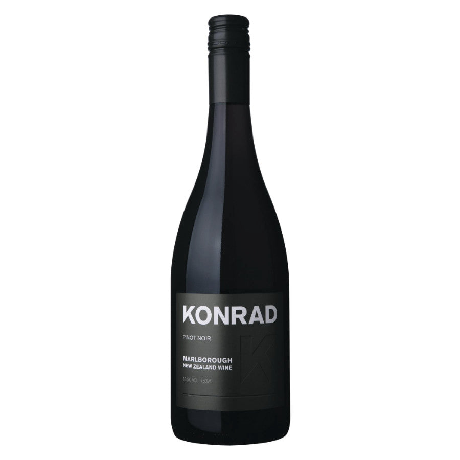 Konrad Pinot Noir 2016 - Marlborough, New Zealand - Økologisk Rødvin
