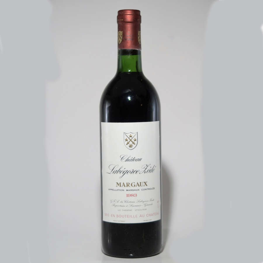 Labegorce Zede 1983 Margaux - Bordeaux