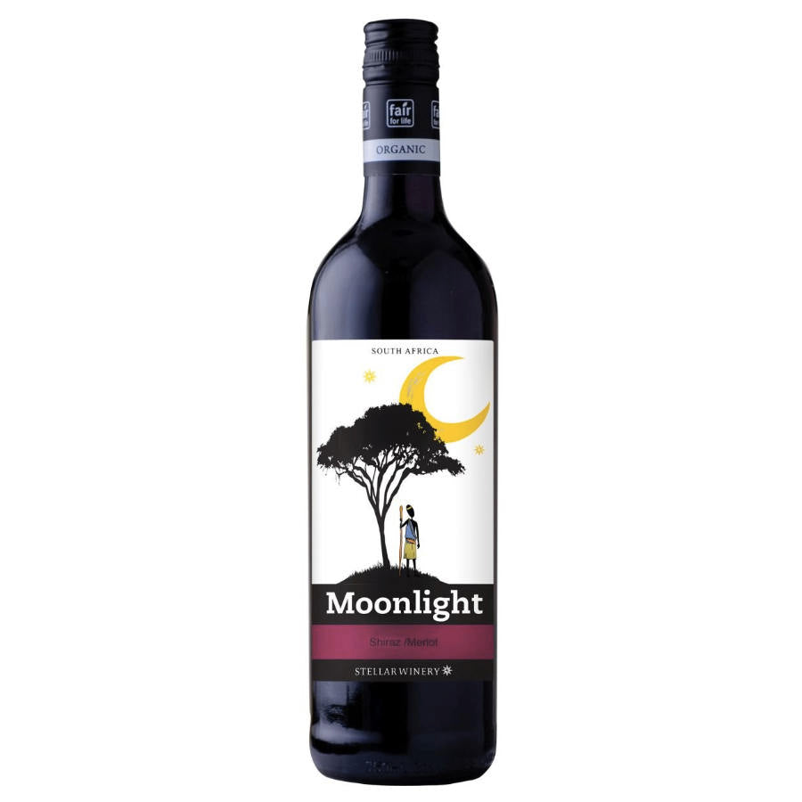 Moonlight Red - Stellar Winery - Økologisk Hvidvin