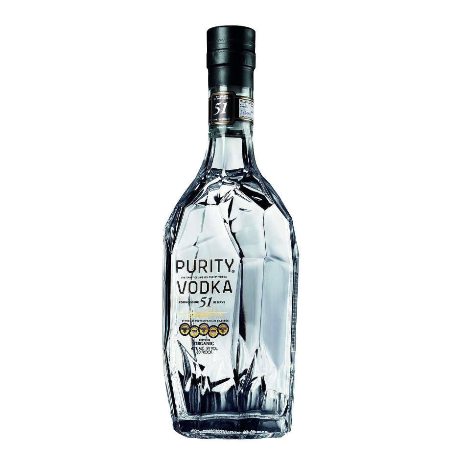 Purity Vodka Connoisseur 51 Reserve - Økologisk Vodka