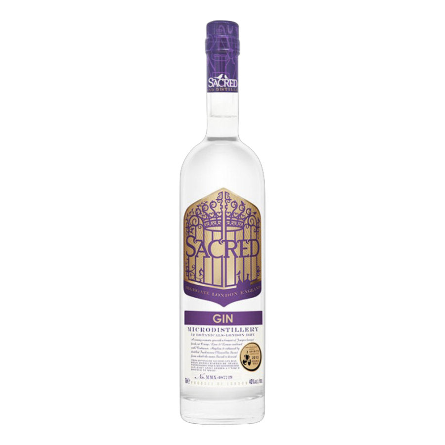 Sacred London Dry Gin - ØKO