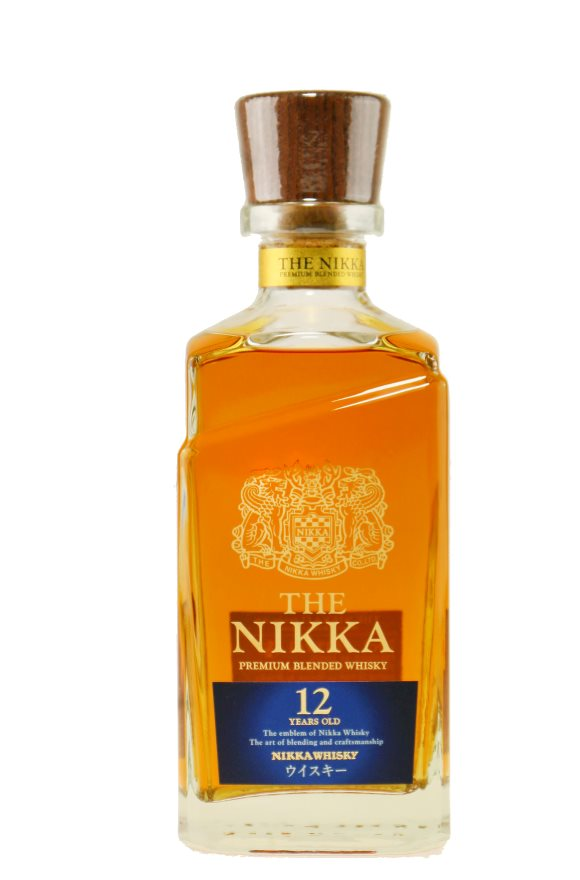 The Nikka 12 Years Blended Whisky